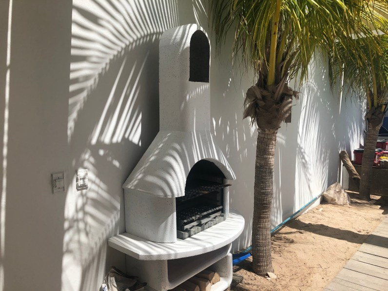 BBQ Holiday home Curacao