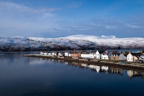 Ullapool WInter Accomodation