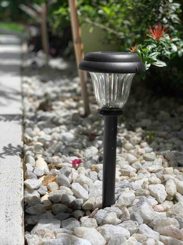 How To Create A Cozy and Inviting Outdoor Space In Any Size Space - Solar Landscape Lighting