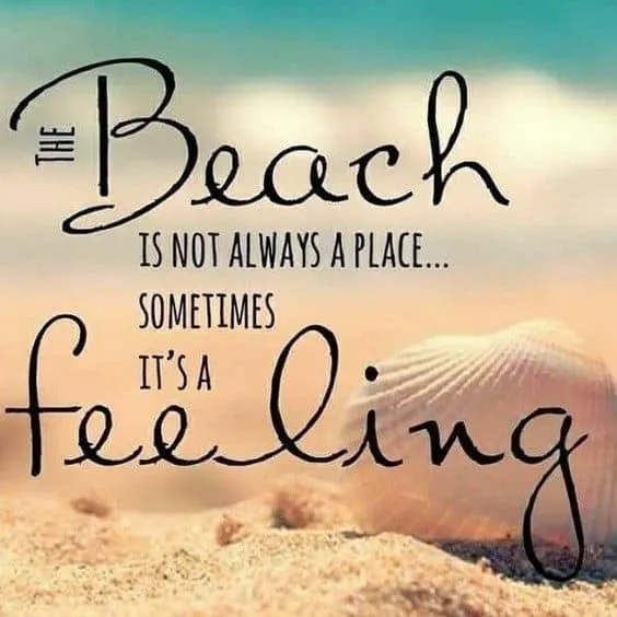 Best Beach Inspired Quotes