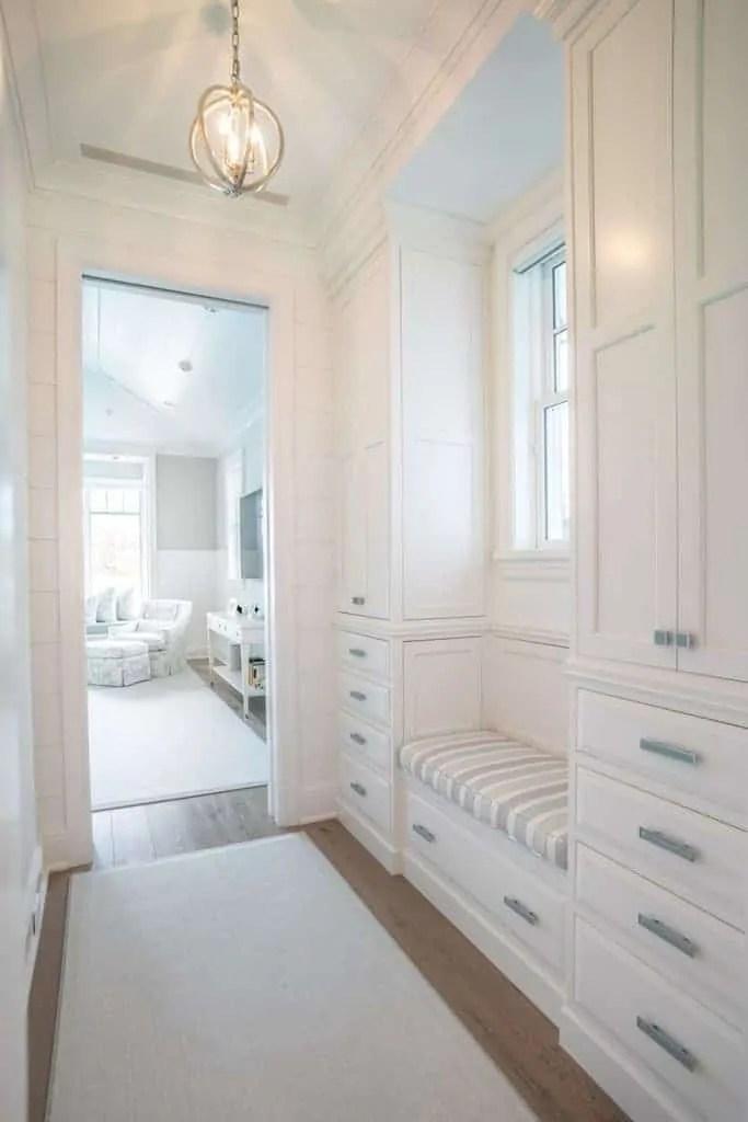 Coastal Decor Ideas - House Tour - White Elegance - Loxahatchee Club in Florida