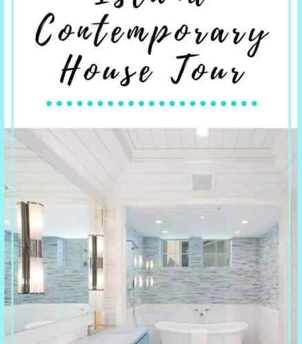 Island Contemporary House Tour