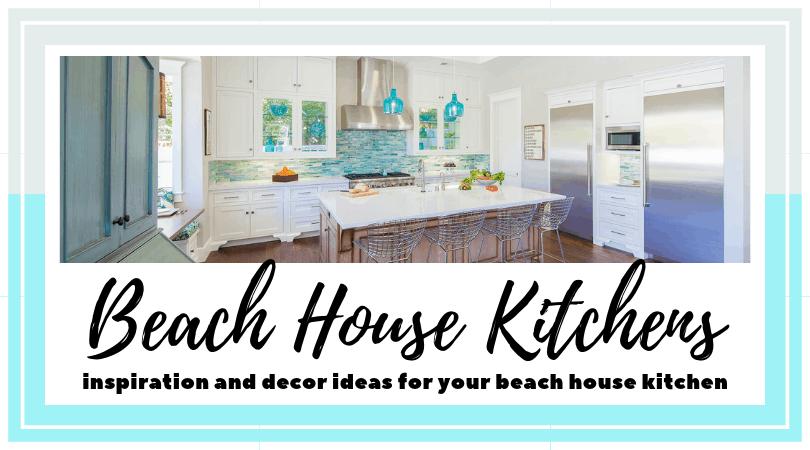 Coastal Decor Ideas - Beach House Decorating Inspiration ...
