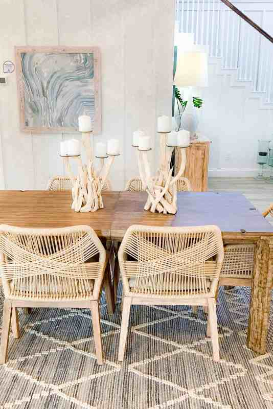 Beach Walk Coastal Chic House Tour