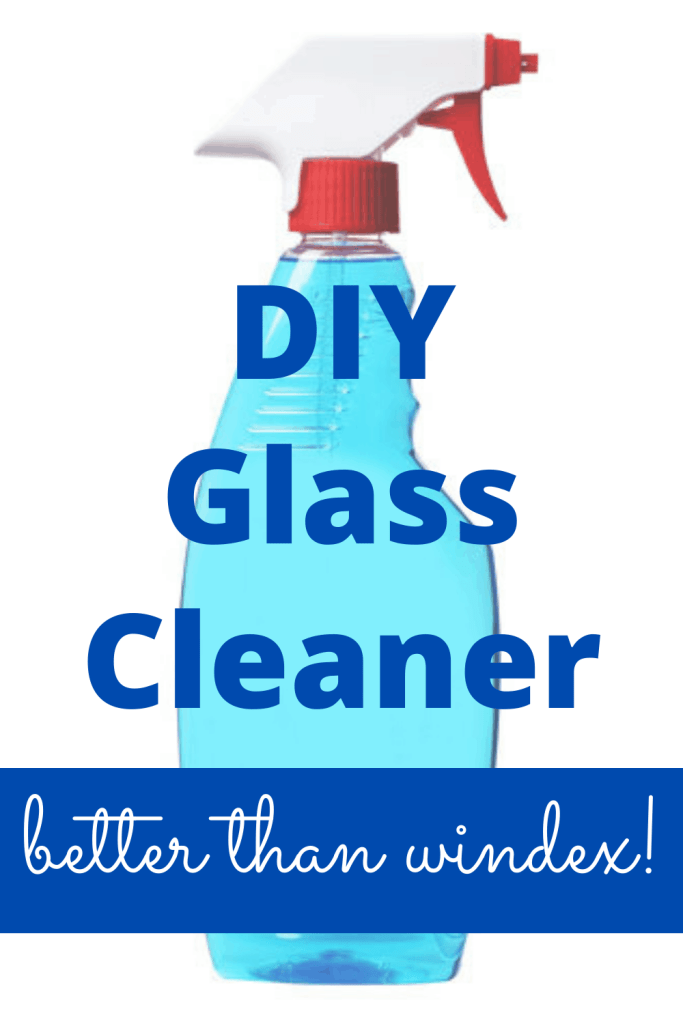 DIY Glass Cleaner - How To Make Glass Cleaning Spray At Home