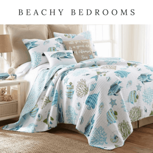 Beach House Bedroom Ideas