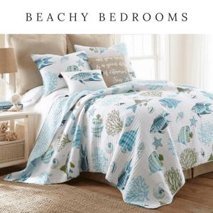 Beach House Bedroom Ideas