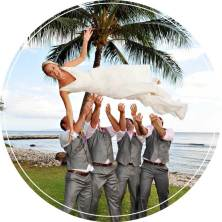 Aloha Beach Maui Wedding Planners & Specialist ~Exclusive Sites