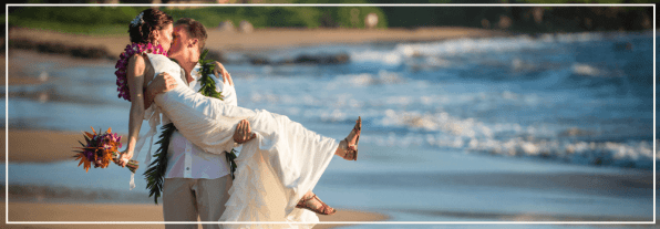 Aloha Beach Maui Wedding Planners & Specialist ~Beach Ceremonies