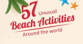 Unusual and Unique Beach Activities