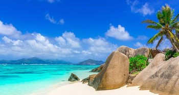 Serene Beaches, Grand Anse, Seychelles.