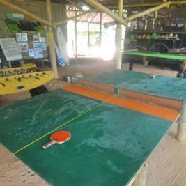 Games at Escape3Points Ecolodge Cape Three Points Ghana