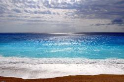 Mediterranean Sea, Geece.