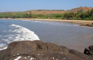 Kudle Beach of Gokarna, India