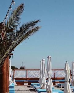 Beach Lounge Odessa Ukraine