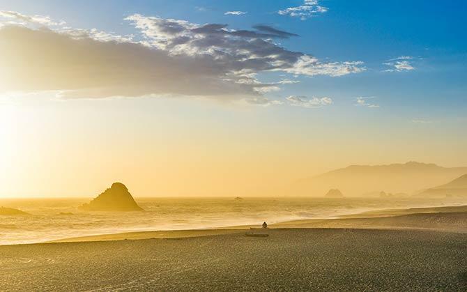 Wright's Beach, Sonoma Coast, California
