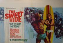 SWEET RIDE_ TONY FRANCIOSA_ S28_belgian poster