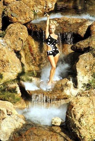 1960s-original-photo-transparency-chris-noel-sexy-model-actress-in-rare-color1
