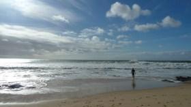Beach Music, Jeffreys Bay, Going Surfing