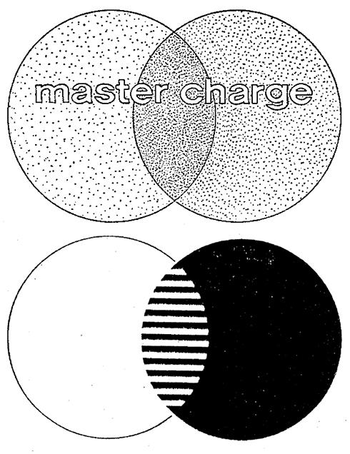 Mastercards venn diagram trademark beach black white trademark ccuart Images