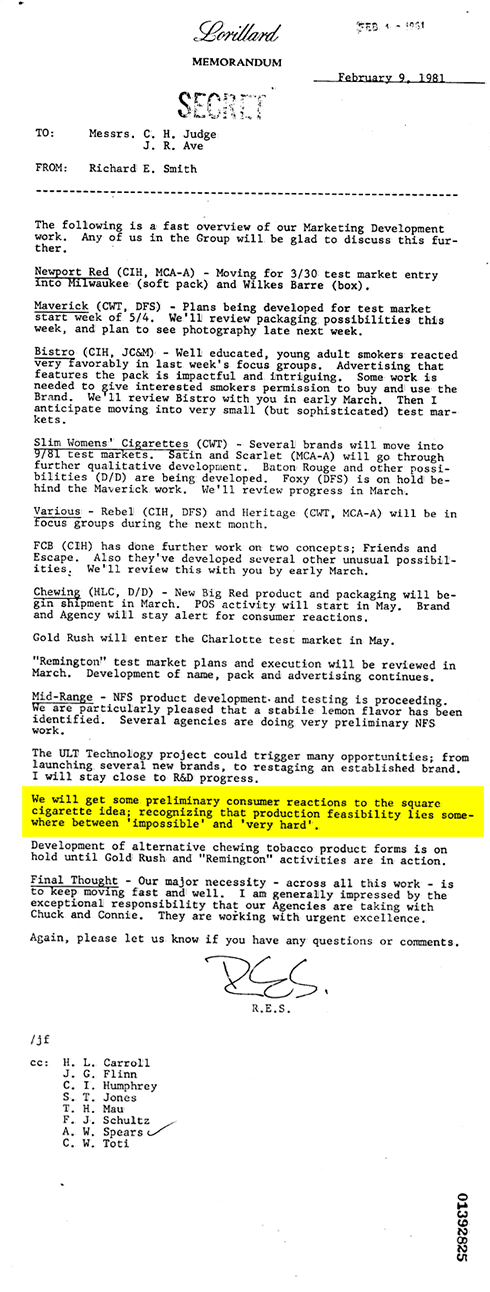 1981LorillardMarketingDevelopmentMemo