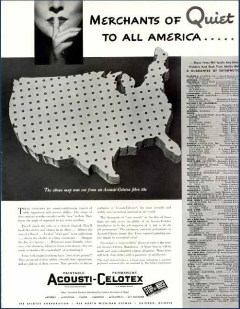 Acouti-Cellotex-America-Ad