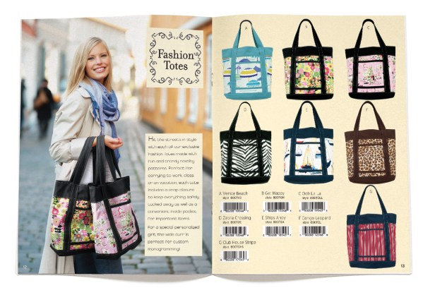 Scentsations catalog design spread-12-13