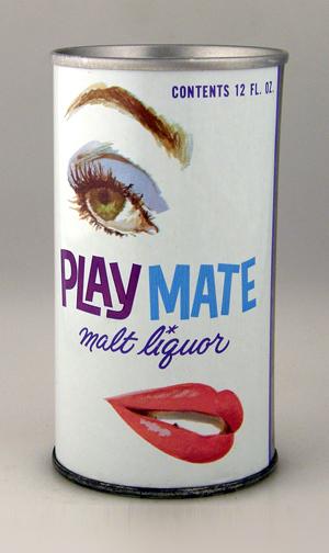 PlaymateBeerCan