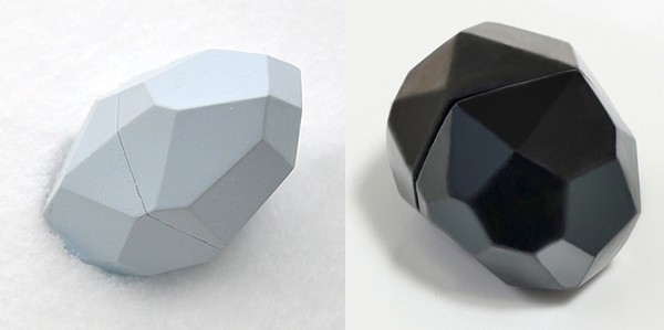2 faceted jewelry packages