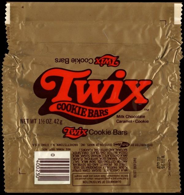 Twix logo design Adell Crump