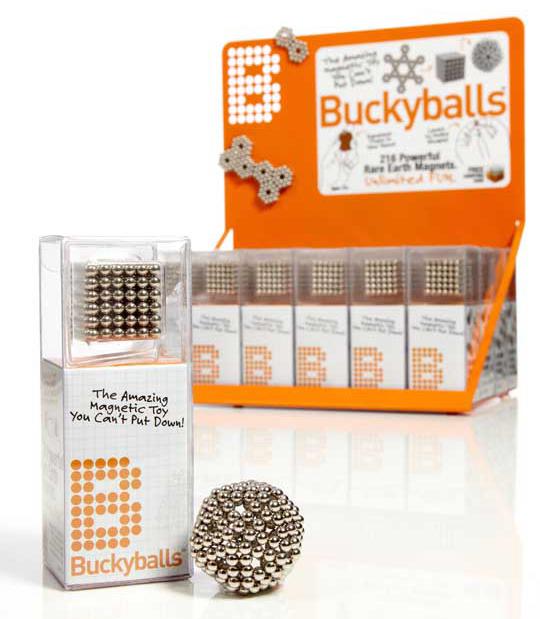 BuckyBallDisplay