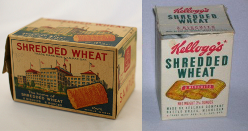 Shredded Wheat Documents: El cereal como propiedad intelectual | PLAYA