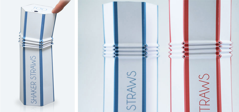 Shaker-straws