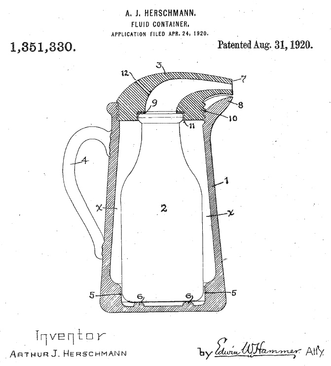 BottlePitcher