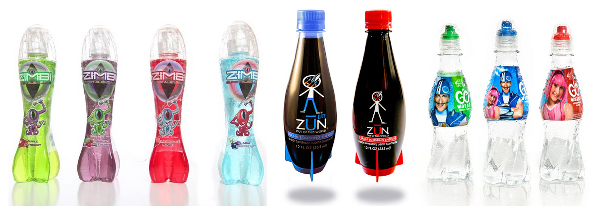 Rocket-Shaped-Bottles