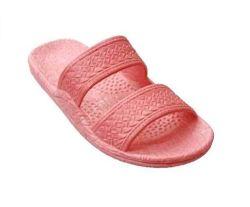pink Pali Hawaii jandals