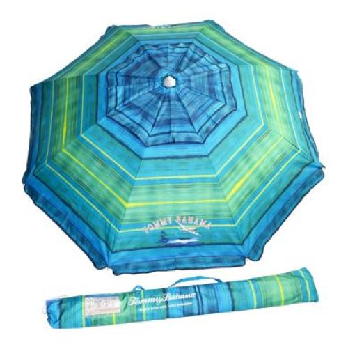 tommy bahama green beach umbrella