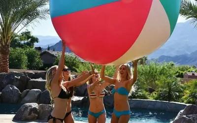 Massive Beach Ball