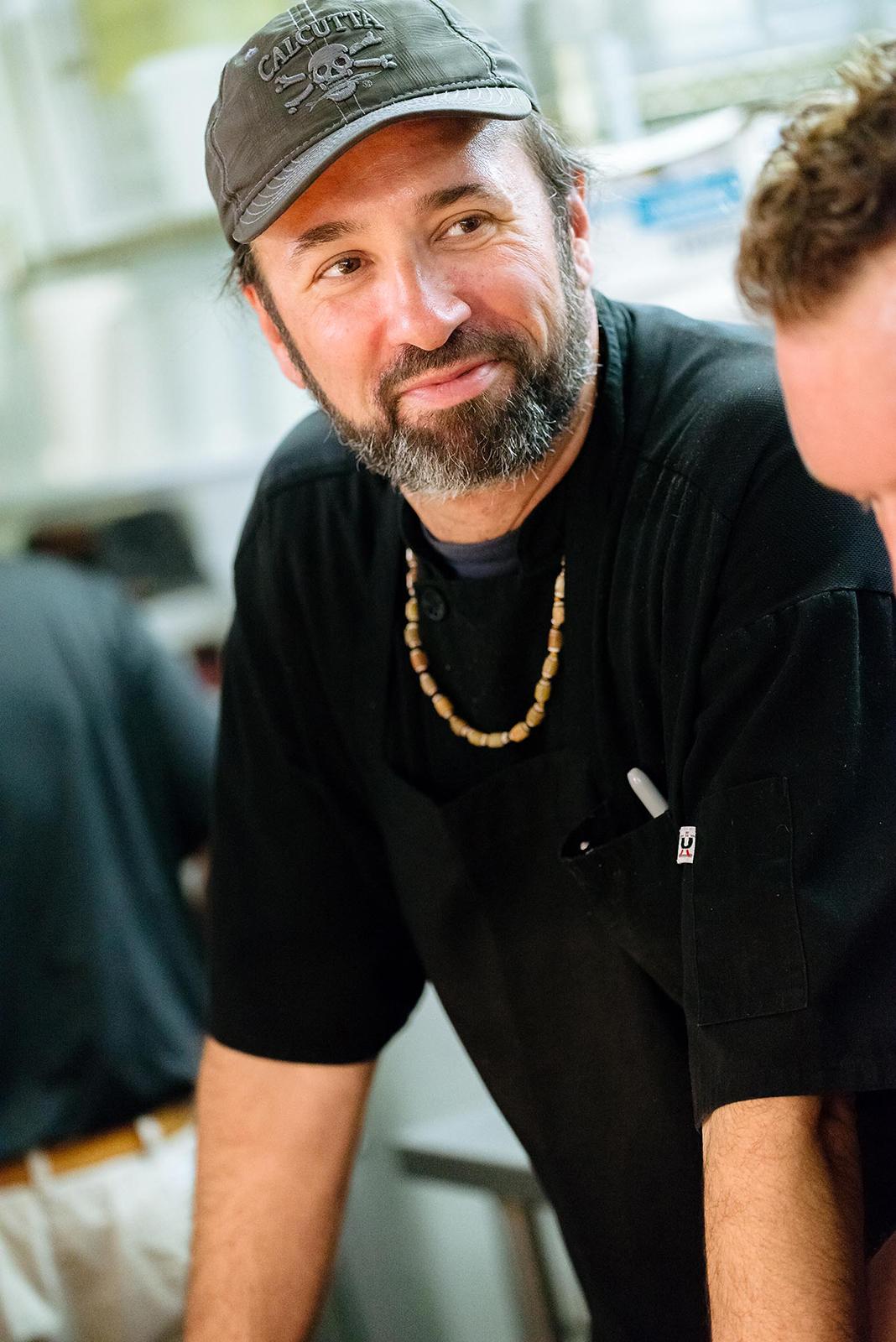 Chef Chris Gates
