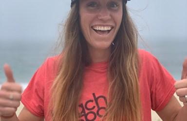 Meet Jenn Martin, BeachSports Director of Operations
