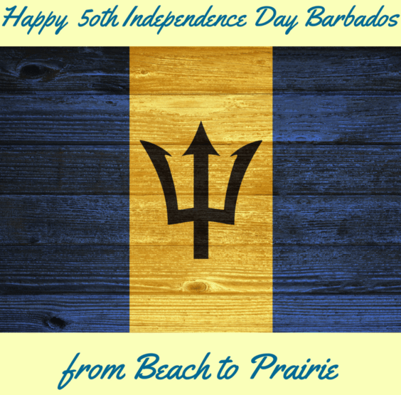 Happy 50th Independence Day Barbados