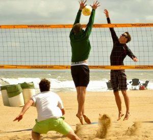 VIrginia Beach Neptune Volleyball Tournament