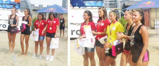 colosseum-beach-cadete-medaliate