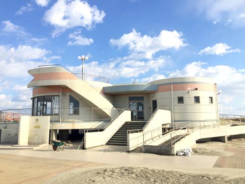 波崎海水浴場-サンサンパーク