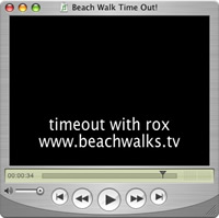 Watch Beach Walks with Rox - Timeout