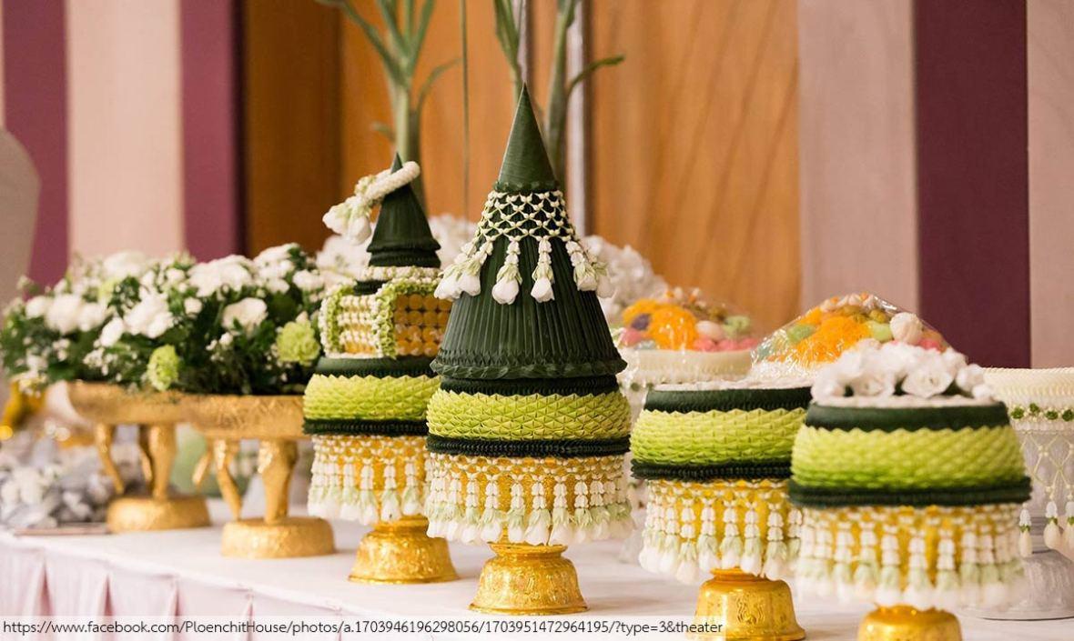งานแต่งงานในภูเก็ต, Phuket beach wedding, ขบวนขันหมาก, ขันหมากงานแต่ง