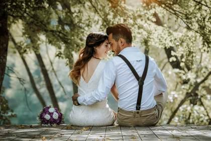 ความเชื่อเรื่องงานแต่งงาน, Phuket beach wedding
