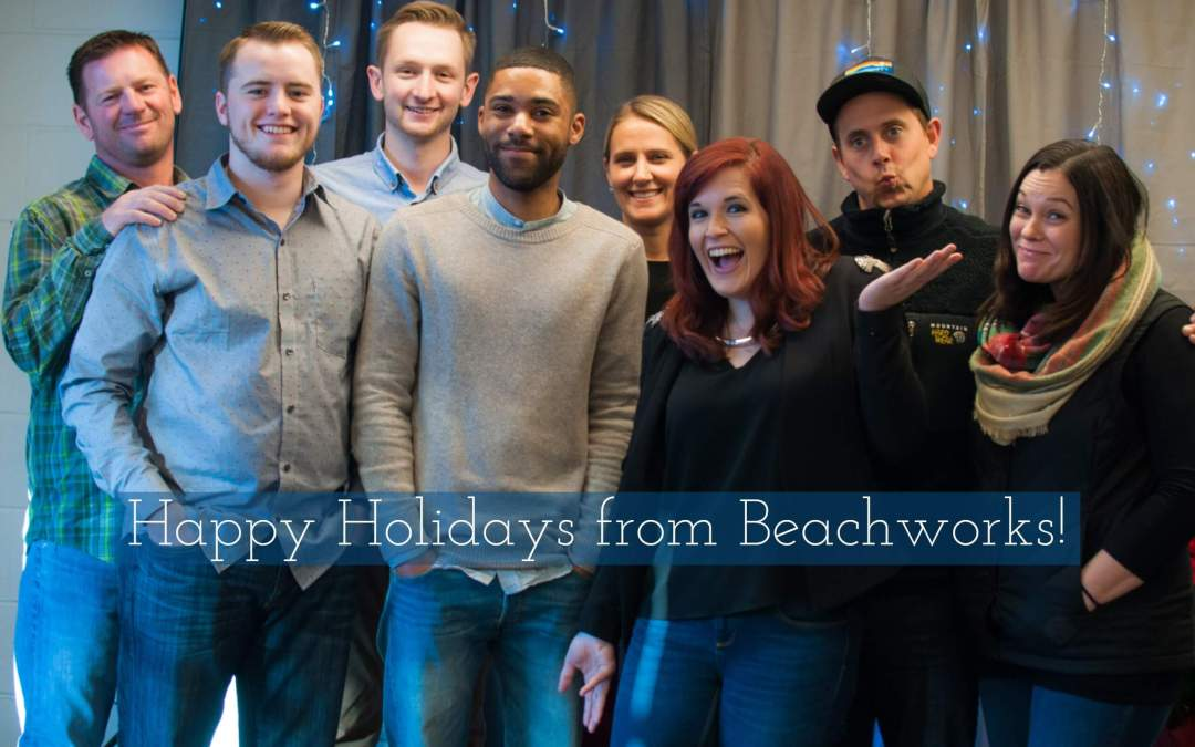 Happy Holidays from Beachworks!