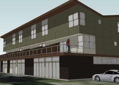 Central District New Construction – 2109 E Alder St