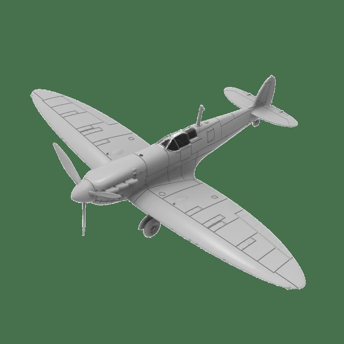 Mk1a Spitfire Render